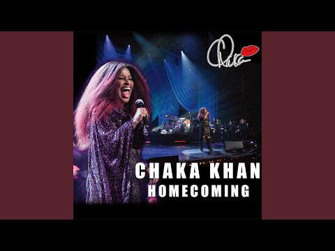Sweet Thing (Live) online metal music video by CHAKA KHAN