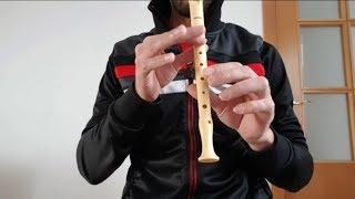 Despacito   flauta dulce