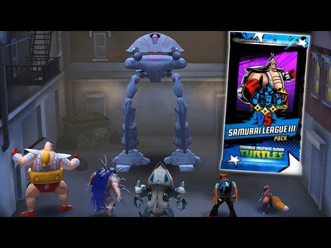 Teenage Mutant Ninja Turtles Legends - KRANG CLASSIC PACK OPEN - [TMNT LEGENDS UPDATE X]