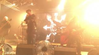 ARCTURUS - Alone (04.03.2017 live in MOSCOW)