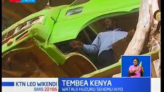 Tembea Kenya:Jamaa mmoja kutoka kaunti ya Uasin Gishu ameamua  kuishi juu ya miti
