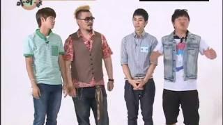 [27 Aug][ENG] ZE:A - Beating Kwanghee! [1/2]