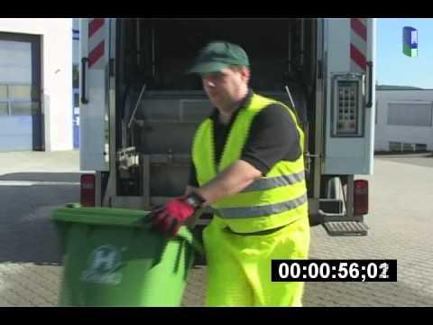 Mülltonnenreinigung sowie Biotonnen und Container www.platz-reinigung.de