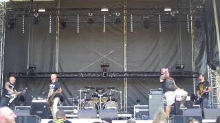 Video Beast Within The Sound - Warm Up show Brutal Assault 2018