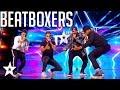 Beatbox Crew Throw Some BEATS on Frances Got Talent Got Talent Global