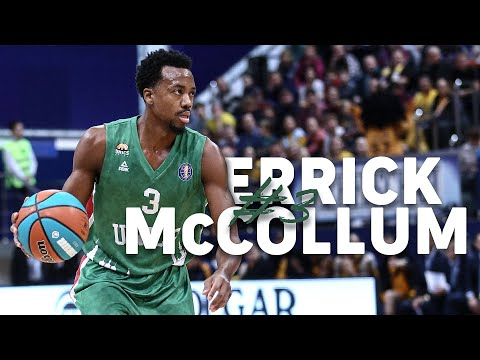 Best of Errick McCollum | VTB League 2019/20 Season
