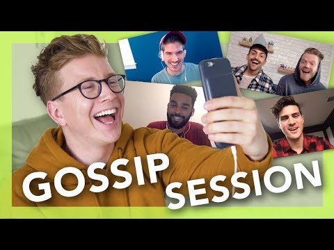 Gossiping with YouTube Friends