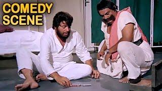 Dharmendra & Barbar Funny Scene  Comedy Scene  Ganga Tere Desh Mein  Dharmendra Jayapradha  HD