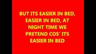 easier in bed lyrics  - Emeli Sande