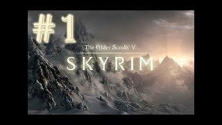 #1.Легенда без смертей, Skyrim челенж . V1. Высокий эльф, маг (dead )