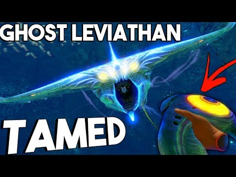 Subnautica: DEATH TO GHOST LEVIATHAN! | Killing a Ghost Leviathan