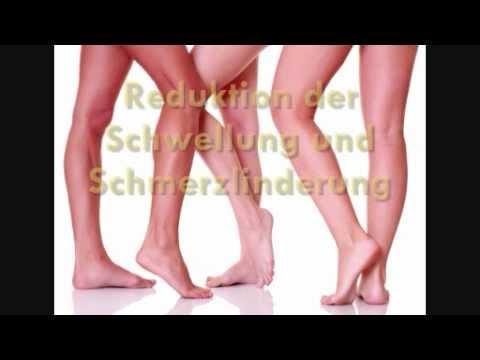 Die Volksmittel von warikosa das Bein