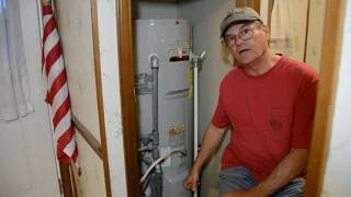 Hot Water Heater Temperature Adjustment