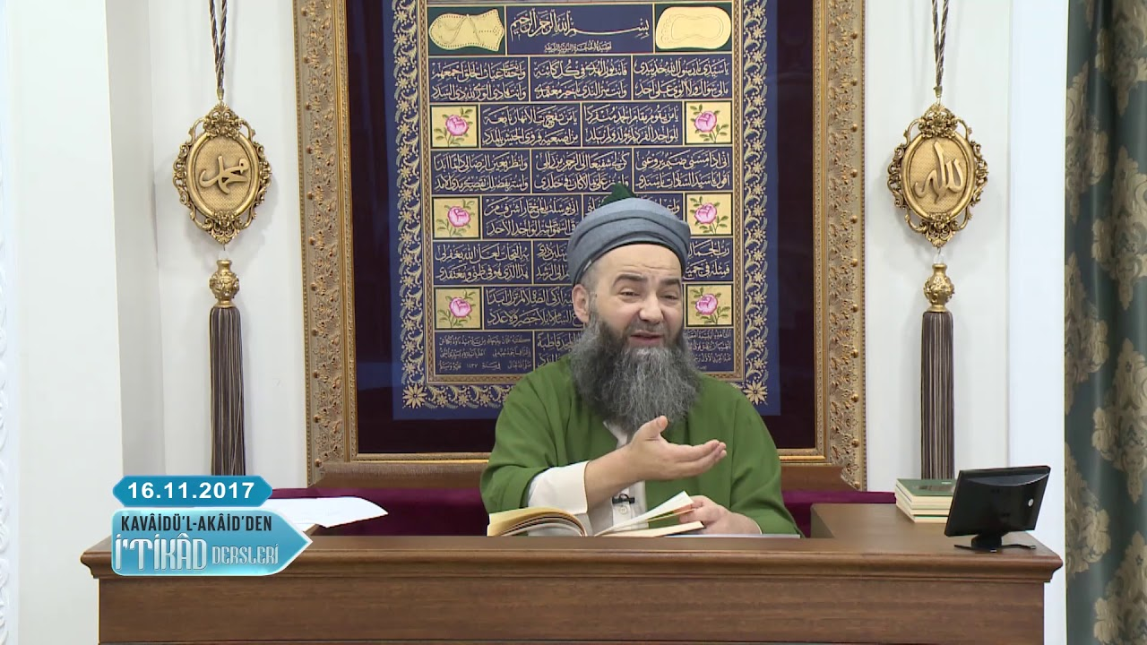 Kavâidü'l-Akâid Dersi 5. Bölüm