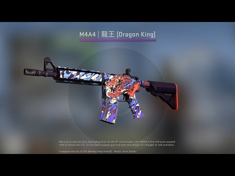 Top 10 Best CSGO M4A4 Skins | GAMERS DECIDE