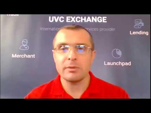 + 20% каждый месяц  Монета UVC   курс и спрос растёт !