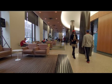 Cardozo Law Campus Video Tour