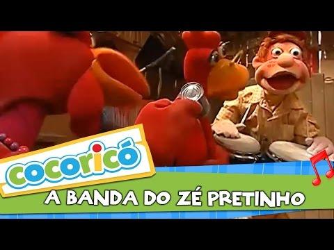 Música A Banda do Zé Pretinho
