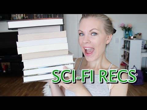 Sci-fi Book Recommendations | 2016