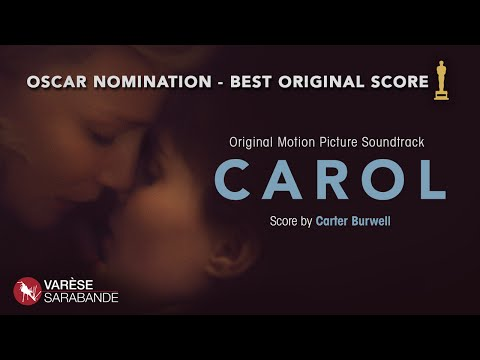 *OSCAR NOMINATED SCORE* Carol - A Visual Soundtrack - Carter Burwell