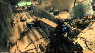 E3 2012: Call of Duty: Black Ops II Demo