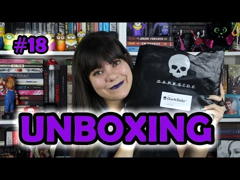 Unboxing DarkSide Books #18