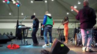 "Chico DeBarge  - No Guarantee ""Live"" 2010"