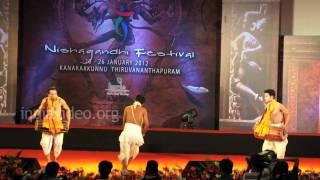 Manipuri Dance at Nishagandhi Festival