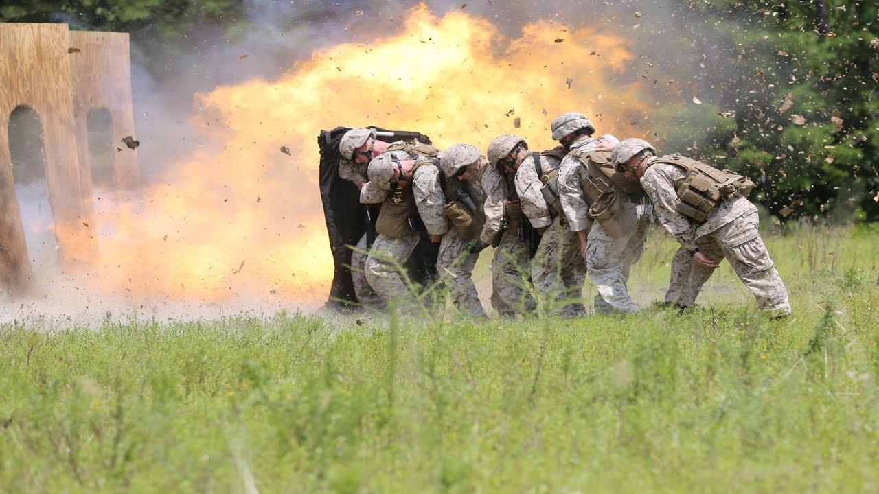 US Military News • U.S. Marines Combat Explosive Demolitions 💥💥💥 • Fuji Japan, June 21, 2021
