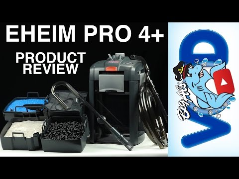 Eheim Pro 4+ Series Product Review (Video)