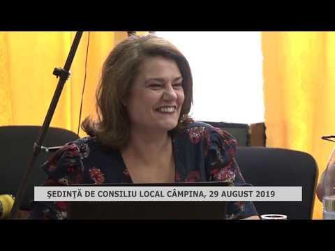 Şedinţa CL Câmpina 29 08 2019
