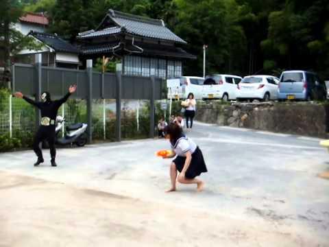 2015.6.17 倉吉幼稚園プール開き
