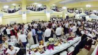 Show cu Dumitru Teleaga si formatia, la nunta lui Tica si Maria, Jina 2017