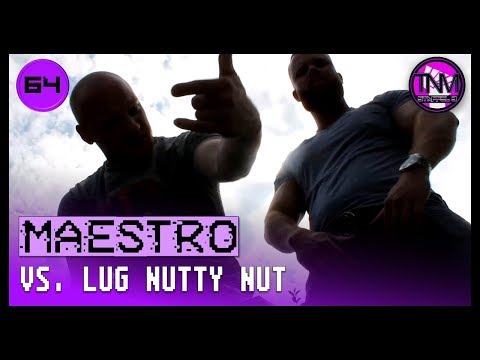 Maestro vs. Lug Nutty Nut | 64stel-Finale (16/64) - TNM Rap Battle S3