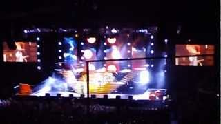 Westlife Tour - I've Got a Feeling/Americano,Your Sex is On Fire Medley,12-05-2012