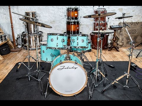 Jobeky Compact Pro e-Kit & Low Volume e-Cymbals - Drummer's Review