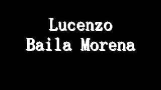 MP3 TÉLÉCHARGER LUCENZO BAILA MORENA