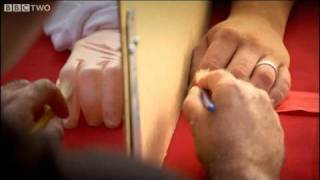 The Rubber Hand Illusion - Horizon: Is Seeing Believing? - BBC Two