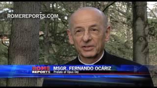 "Prvi intervju sa Prelatom Opusa Dei: ""Vrlo sam zahvalan Papi"""