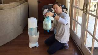 Diaper Genie how to use, follow up product review
