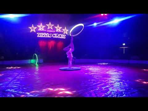 Zippo circus hula hoops