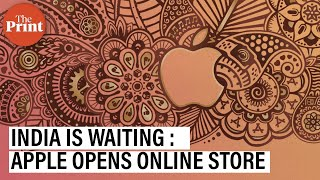 India is waiting since 12 AM : Apple opens first India online store - Download this Video in MP3, M4A, WEBM, MP4, 3GP