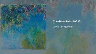 32 Variations in Cm, WoO 80
