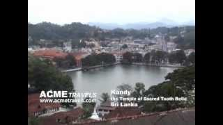 preview picture of video 'Kandy Sri Lanka Acme Travels'