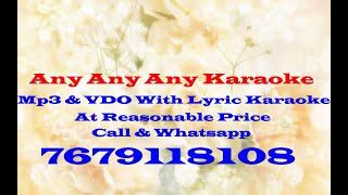 Nazar Mein Rang Aur Masti Karaoke Jawan Mohabbat {1971