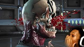 HOW IS HE STILL ALIVE!? | Mortal Kombat X