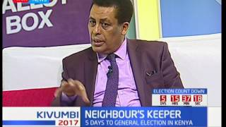 Neighbour's Keeper :  One on one with Ethiopian Ambassador part one