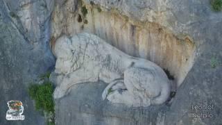 Ναύπλιο, ο κοιμώμενος λέων (Λέων των Βαυαρών)