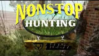 """ScentBlocker's """"Nonstop Hunting"""" TV Show new open"""