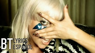 Lady Gaga   Just Dance Ft. Colby O'Donis (Lyrics + Español) Video Official